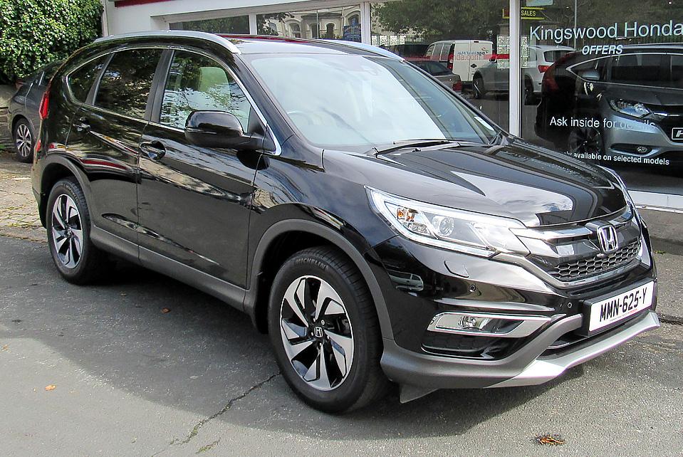 2015 Honda CR-V 1.6 I-DTEC EX 160BHP
