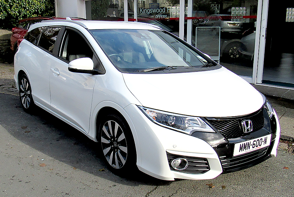 2016 Honda Civic Tourer 1.8 I-VTEC SR