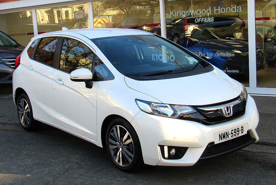 2016 Honda Jazz 1.3 I-VTEC EX