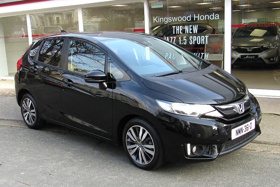2016 Honda Jazz 1.3 I-VTEC EX AUTO