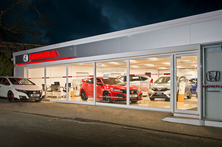 Kingswood Honda Completes Major Showroom Refurbishments