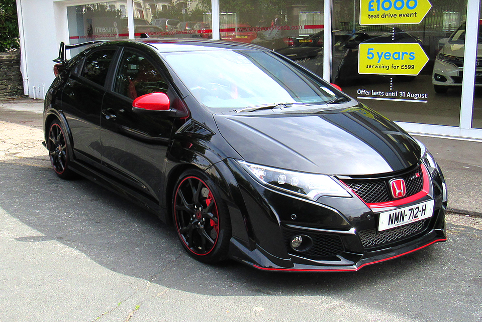2016 Honda Civic 2.0T I VTEC TYPE R GT
