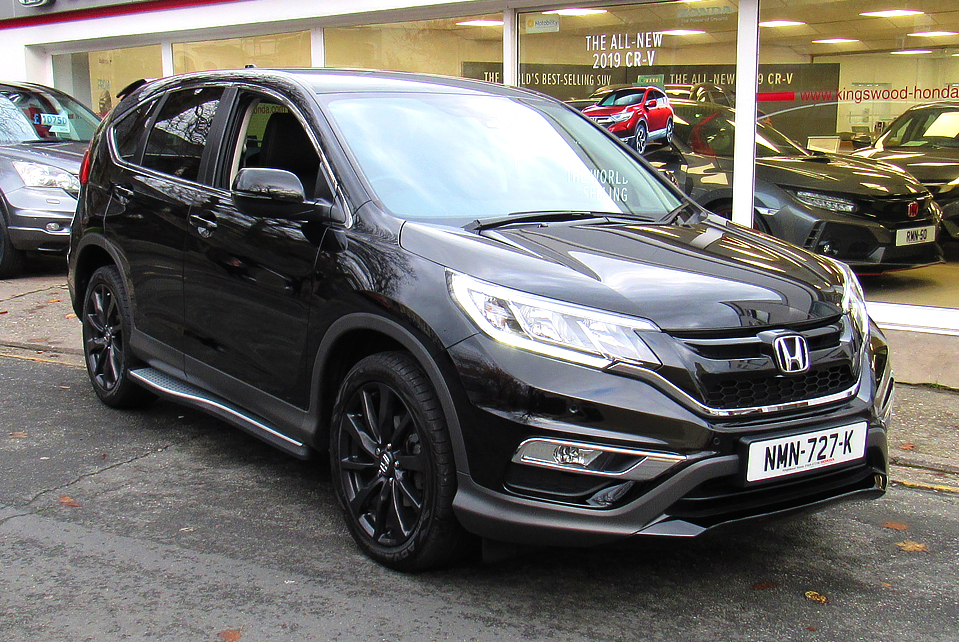 2016 Honda CR-V 2.0 I-VTEC BLACK EDITION
