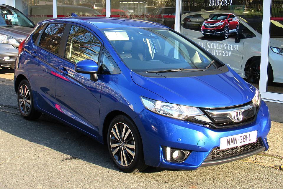 2017 Honda Jazz 1.3 I-VTEC EX CVT