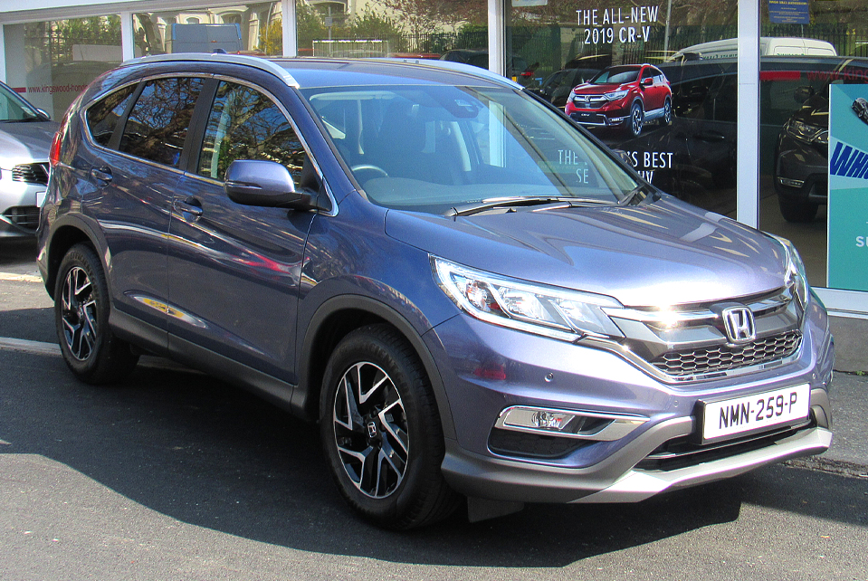 2018 Honda CR-V 1.6 I-DTEC SE+ NAVI 2WD