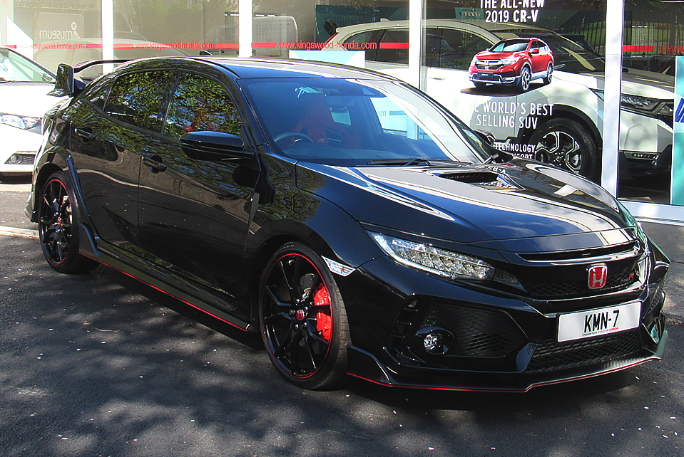 2019 Honda Civic 2.0T I-VTEC TYPE R GT 320PS (New Model)