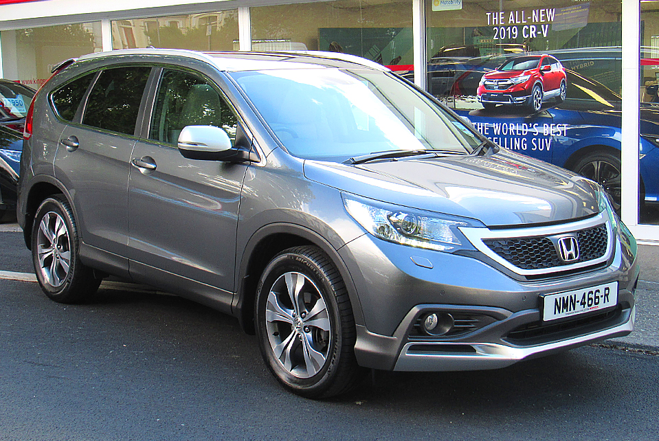 2014 Honda CR-V 2.0 I-VTEC EX 4WD