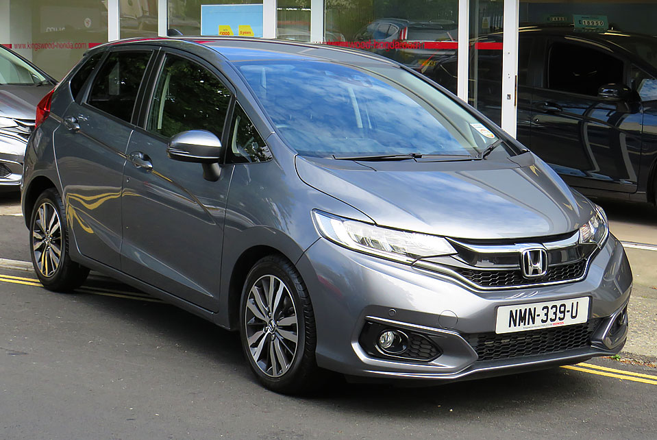 2018 Honda Jazz 1.3 I-VTEC EX CVT