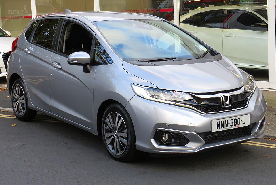 2018 Honda Jazz 1.3 I-VTEC EX
