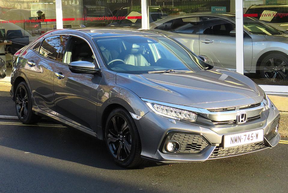 2018 Honda CIVIC 1.5 I-VTEC TURBO PRESTIGE