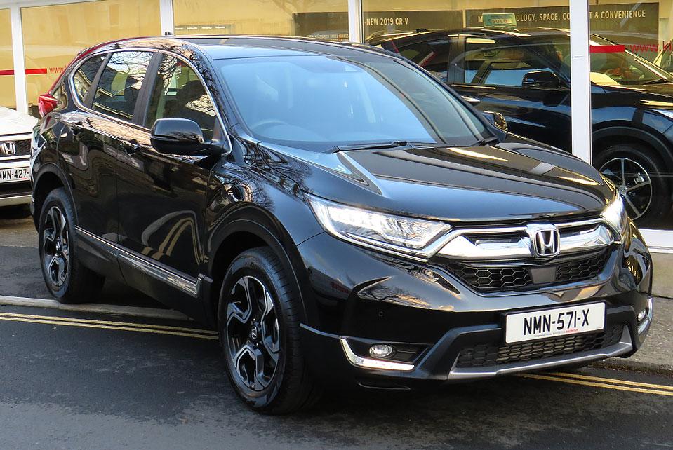 2019 Honda CR-V 1.5 TURBO SE 4WD AUTO