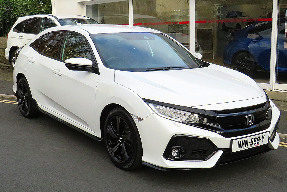 2018 HONDA CIVIC 1.5 I-VTEC TURBO SPORT