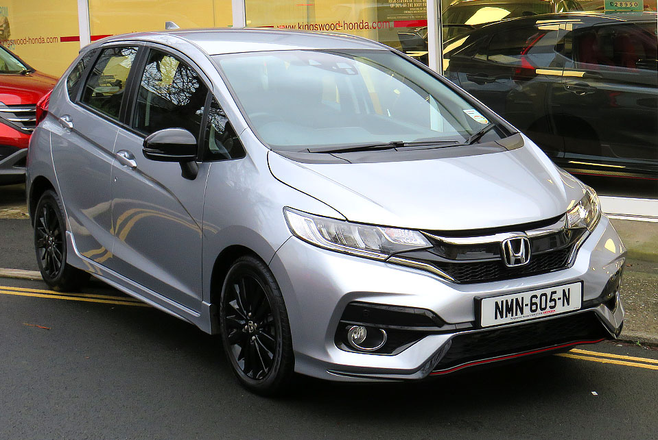 2019 Honda Jazz 1.5 I-VTEC SPORT NAVI