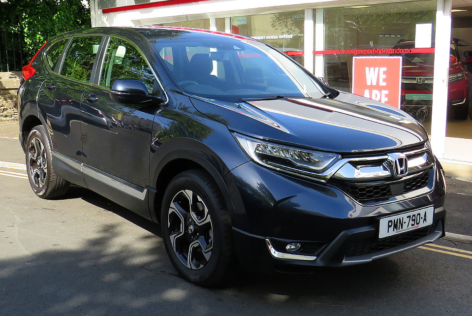 2019 Honda CR-V 1.5 TURBO SE 4WD AUTO