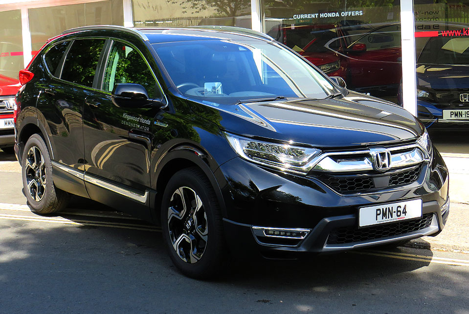 2019 Honda CR-V 2.0 HYBRID EX AUTO 4WD