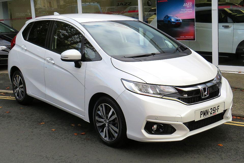2019 Honda Jazz 1.3 I-VTEC EX - Kingswood Honda