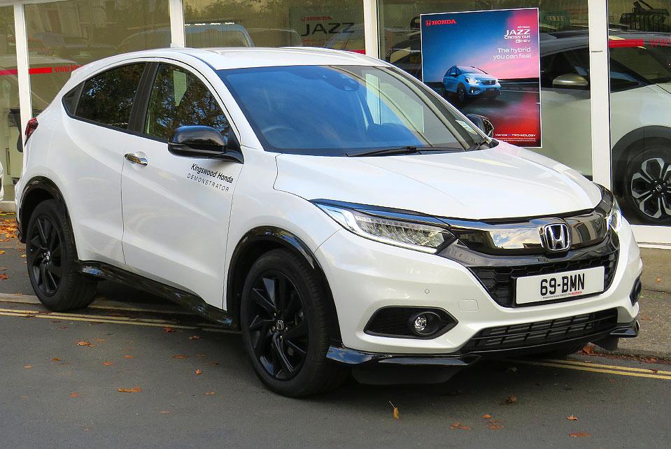 2020 Honda HR-V 1.5 TURBO SPORT