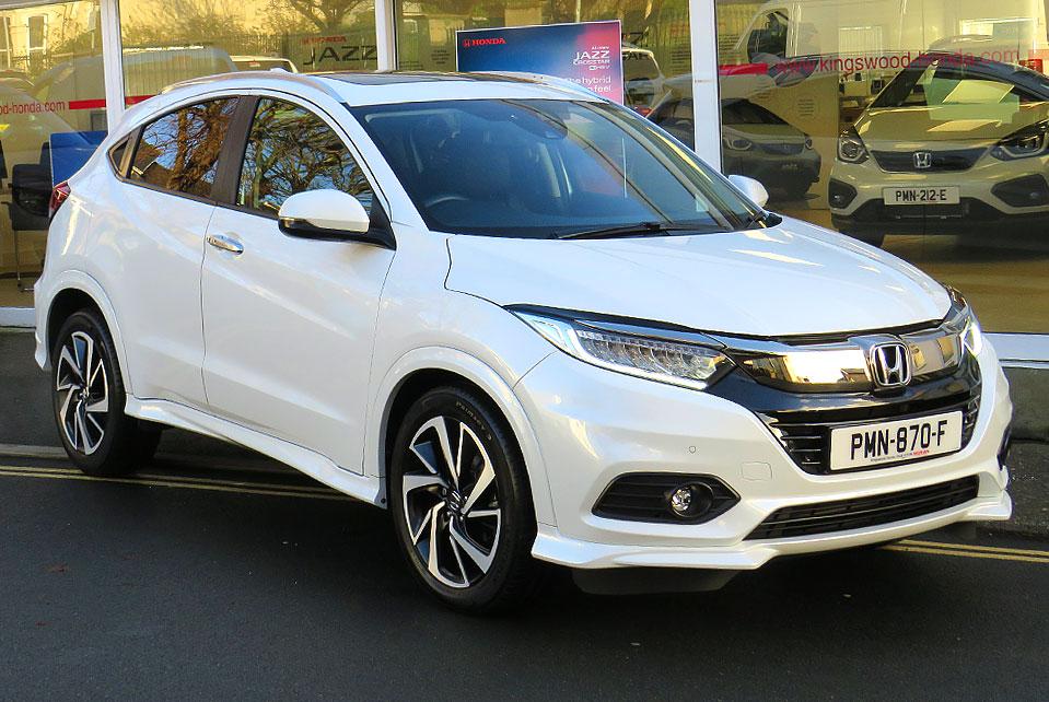2019 Honda HR-V 1.5 I-VTEC EX (2020 Model)