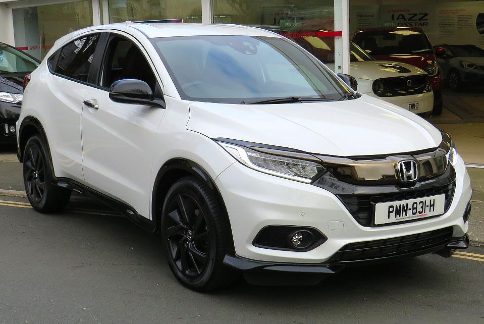 2020 Honda HR-V 1.5 TURBO SPORT CVT