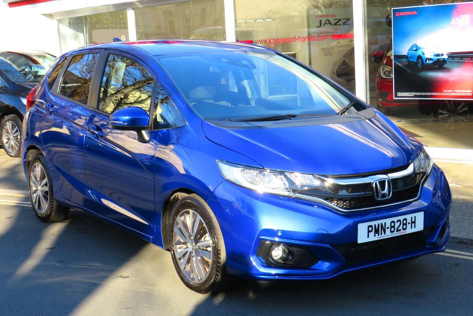 2020 Honda Jazz 1.3 I-VTEC EX NAVI CVT