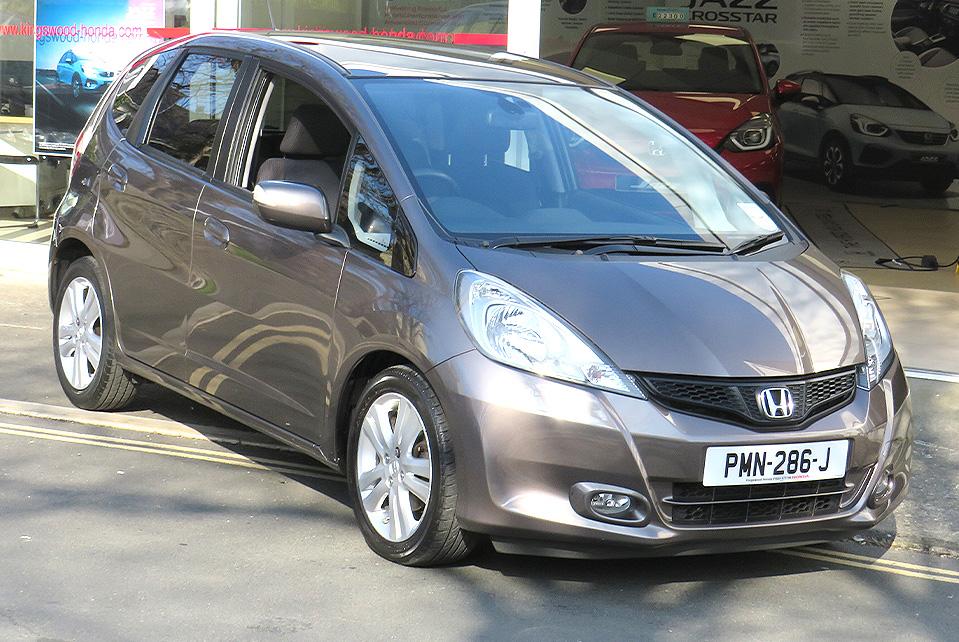 2014 Honda JAZZ 1.4 I-VTEC EX
