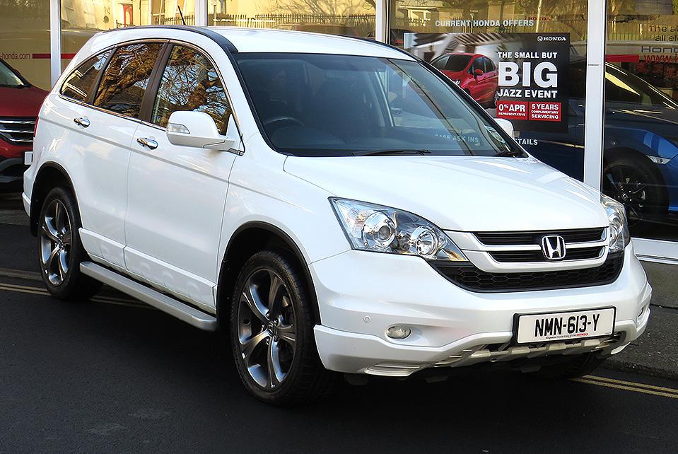 2012 Honda CR-V 2.2 I-DTEC SE+