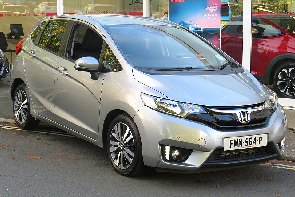 2016 Honda Jazz 1.3 I-VTEC EX NAVI
